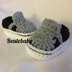 Other - 0-3 Month crochet baby shoes